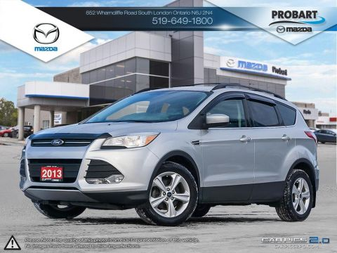 Pre-Owned 2013 Ford Escape | SE | NAV | Heated Seats | Bluetooth FWD Sport Utility