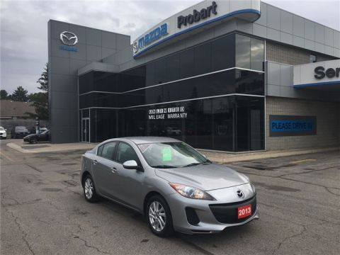 Pre-Owned 2013 Mazda3 GS-SKY FWD 4dr Car