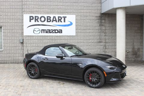 Pre-Owned 2016 Mazda MX-5 GS With Navigation