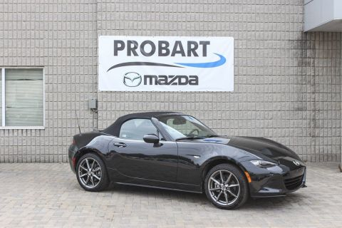 Pre-Owned 2016 Mazda MX-5 GT With Navigation